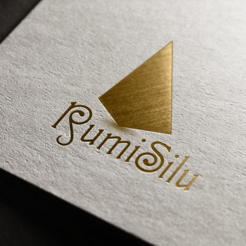 Rumi Silu branding log design