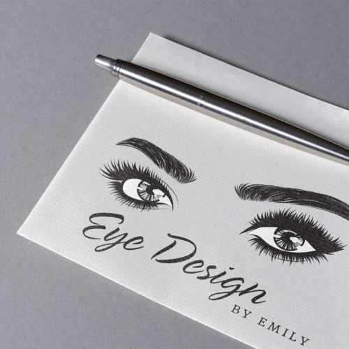 Eye Design Logo Washington State Spokane