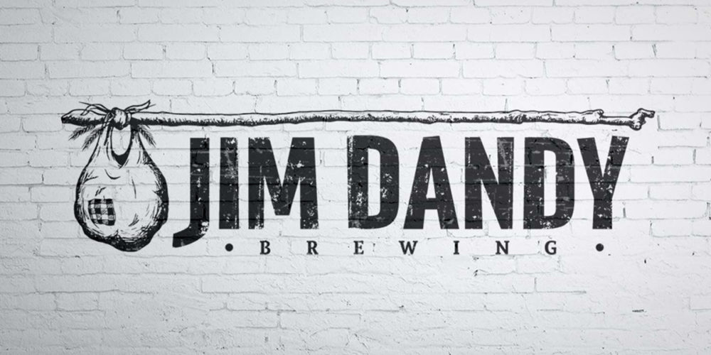 Jim Dandy Brewery Logo Idaho